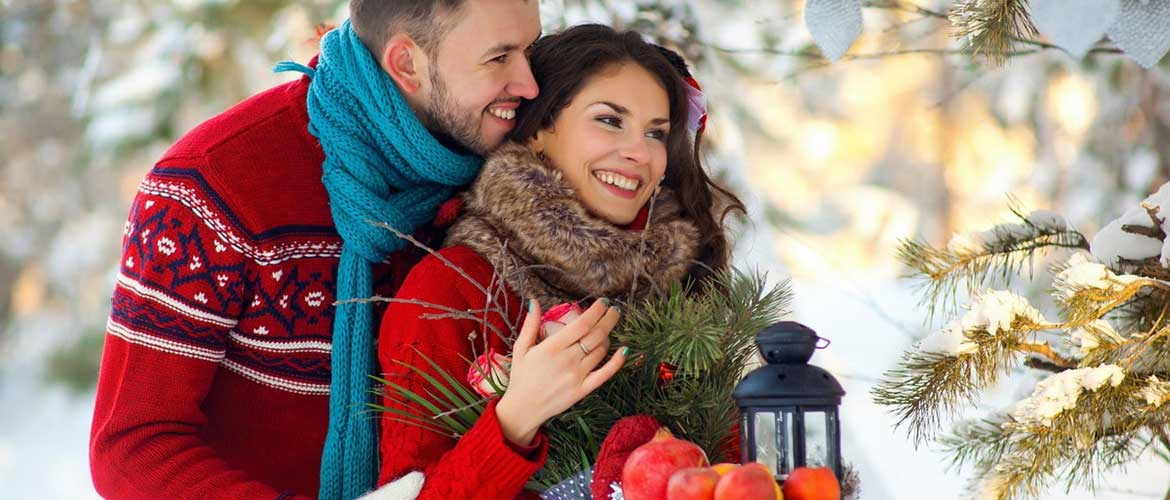 Online Dating, How to Choose New Year Present for Beloved